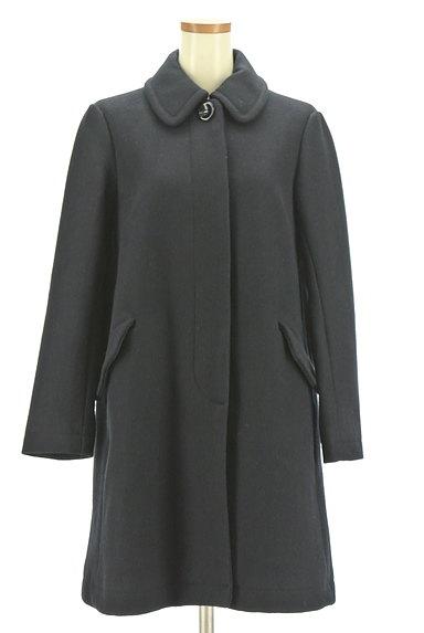 CHILD WOMAN(チャイルドウーマン)の古着「襟付きロングウールコート(コート)」大画像1へ