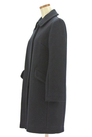 CHILD WOMAN(チャイルドウーマン)の古着「襟付きロングウールコート(コート)」大画像3へ