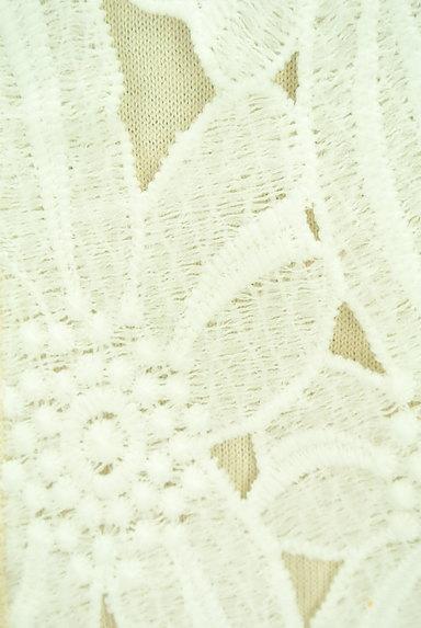 anatelier(アナトリエ)の古着「フロント刺繍レースカーディガン(カーディガン・ボレロ)」大画像5へ