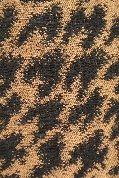 Te chichi(テチチ)の古着「ゴールド千鳥柄タックスカート(スカート)」大画像5へ