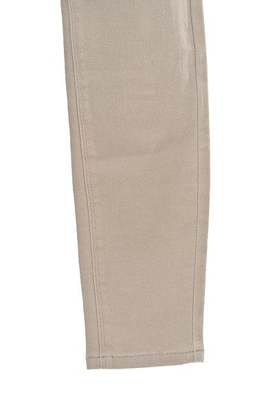 antiqua(アンティカ)の古着「グレーデニムストレートパンツ(パンツ)」大画像5へ
