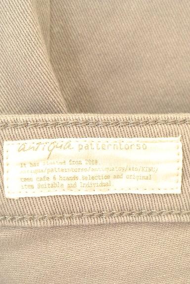 antiqua(アンティカ)の古着「グレーデニムストレートパンツ(パンツ)」大画像6へ