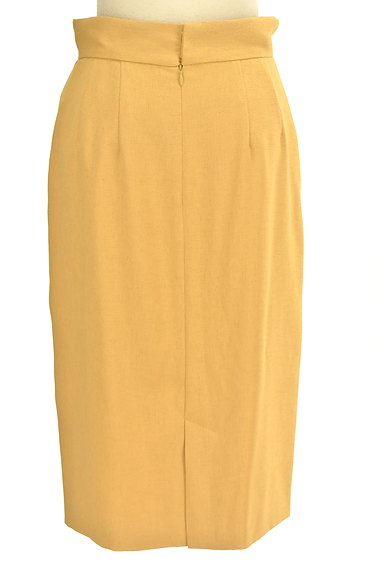 31 Sons de mode(トランテアン ソン ドゥ モード)の古着「フリルラインタイトミモレスカート(スカート)」大画像2へ
