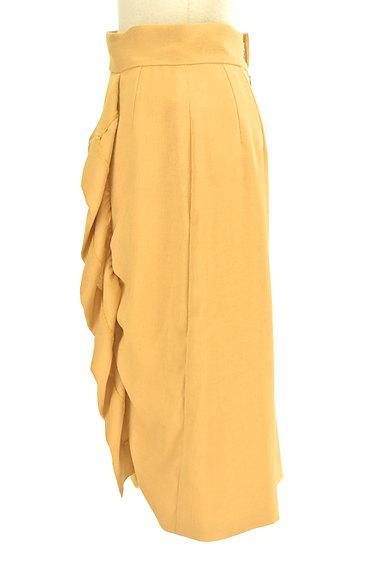 31 Sons de mode(トランテアン ソン ドゥ モード)の古着「フリルラインタイトミモレスカート(スカート)」大画像3へ