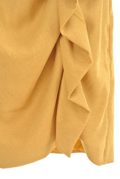 31 Sons de mode(トランテアン ソン ドゥ モード)の古着「フリルラインタイトミモレスカート(スカート)」大画像5へ
