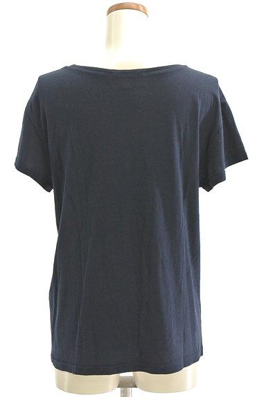 Stola.(ストラ)の古着「ボートネック半袖ロゴTシャツ(Tシャツ)」大画像2へ