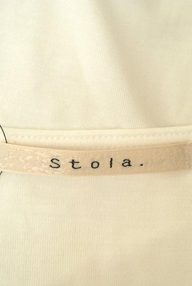 Stola.(ストラ)の古着「シンプルロゴTシャツ(Tシャツ)」大画像6へ