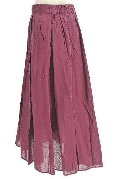 Stola.(ストラ)の古着「ミモレ丈ラップフレアスカート(ロングスカート・マキシスカート)」大画像3へ
