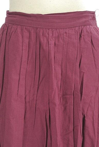 Stola.(ストラ)の古着「ミモレ丈ラップフレアスカート(ロングスカート・マキシスカート)」大画像4へ