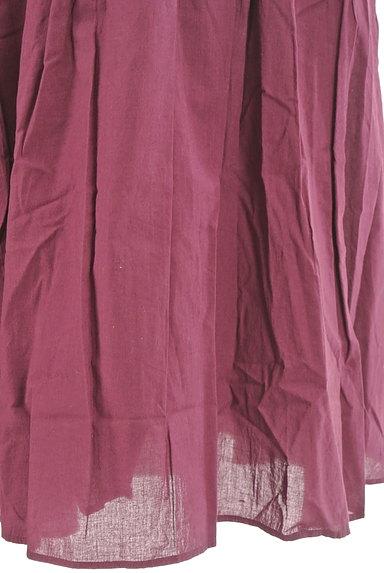 Stola.(ストラ)の古着「ミモレ丈ラップフレアスカート(ロングスカート・マキシスカート)」大画像5へ