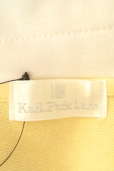 KarL Park Lane(カールパークレーン)の古着「ハイネック5分袖パーカー(カーディガン・ボレロ)」大画像6へ