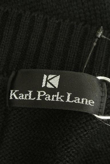 KarL Park Lane(カールパークレーン)の古着「袖フレアリブクルーネックニット(ニット)」大画像6へ