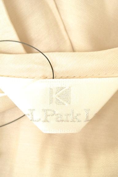 KarL Park Lane(カールパークレーン)の古着「ペプラムピンタックブラウス(カットソー・プルオーバー)」大画像6へ