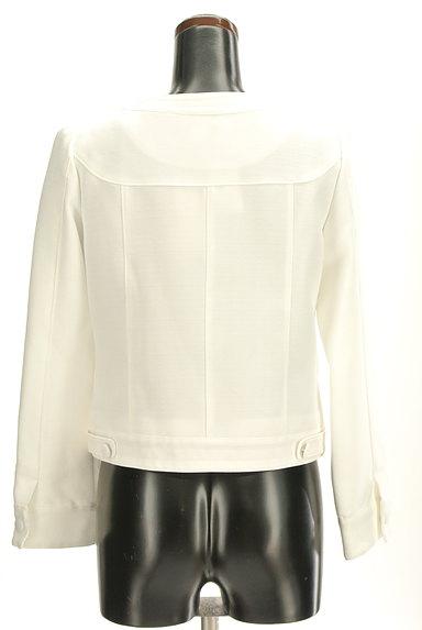 LODISPOTTO(ロディスポット)の古着「リボン付きノーカラージャケット(ジャケット)」大画像2へ