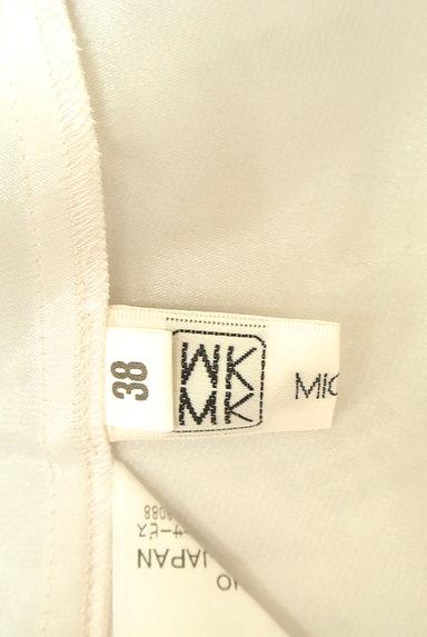 MK MICHEL KLEIN(エムケーミッシェルクラン)の古着「フリルシフォンペプラムカットソー(カットソー・プルオーバー)」大画像6へ