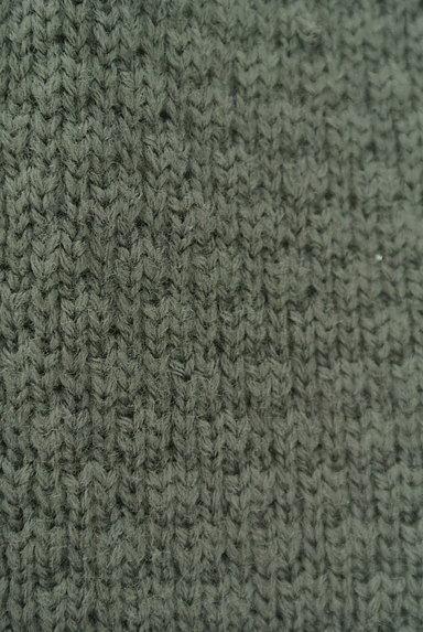 KarL Park Lane(カールパークレーン)の古着「ショールカラーショート丈ボレロ(カーディガン・ボレロ)」大画像5へ