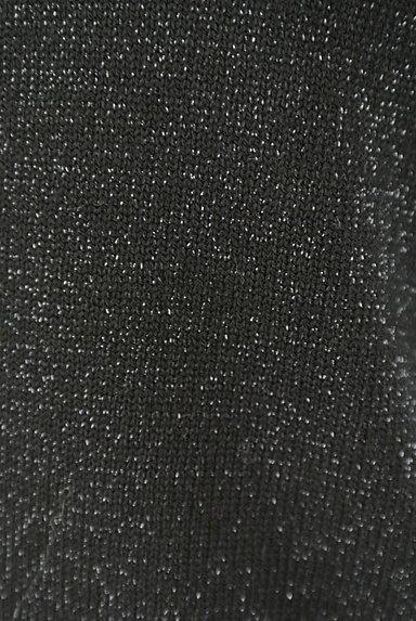 CLEAR IMPRESSION(クリアインプレッション)の古着「パール付き7分袖丸首カーディガン(カーディガン・ボレロ)」大画像5へ