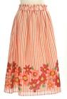 Jocomomola(ホコモモラ)の古着「ロングスカート・マキシスカート」前