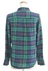CUBE SUGAR(キューブシュガー)の古着「カジュアルシャツ」後ろ