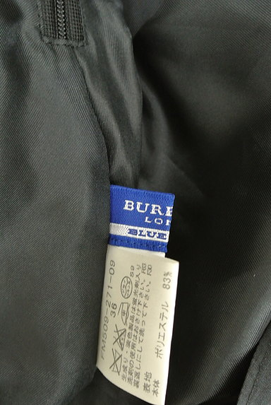 BURBERRY BLUE LABEL(バーバリーブルーレーベル)の古着「ウエストリボンパイピングワンピース(キャミワンピース)」大画像6へ