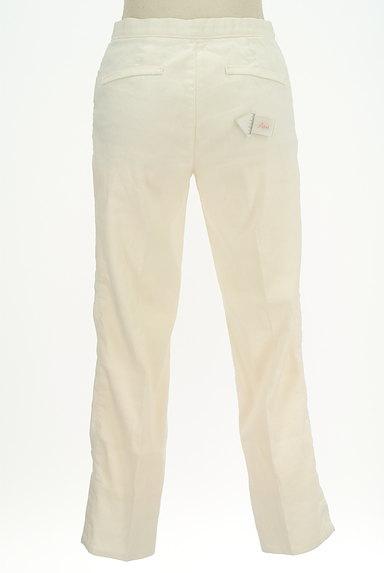 COMME CA DU MODE(コムサデモード)の古着「センタープレスストレートパンツ(パンツ)」大画像4へ