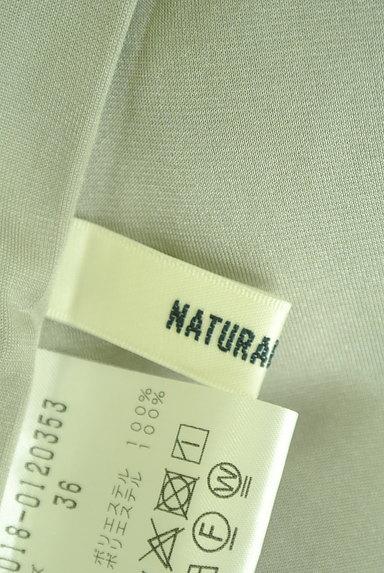 NATURAL BEAUTY(ナチュラルビューティ)の古着「シワ加工サテンマキシスカート(ロングスカート・マキシスカート)」大画像6へ