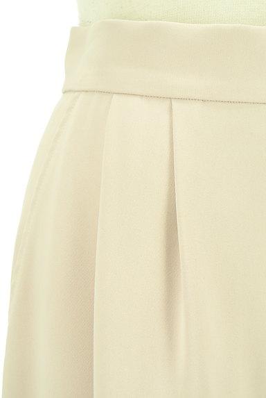 MERCURYDUO(マーキュリーデュオ)の古着「裾ボタンハイウエストワイドパンツ(パンツ)」大画像4へ