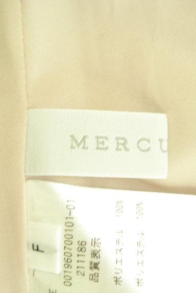 MERCURYDUO(マーキュリーデュオ)の古着「裾ボタンハイウエストワイドパンツ(パンツ)」大画像6へ