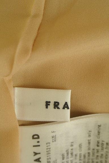 FRAY I.D(フレイアイディー)の古着「ペイズリー柄ロングティアードスカート(ロングスカート・マキシスカート)」大画像6へ