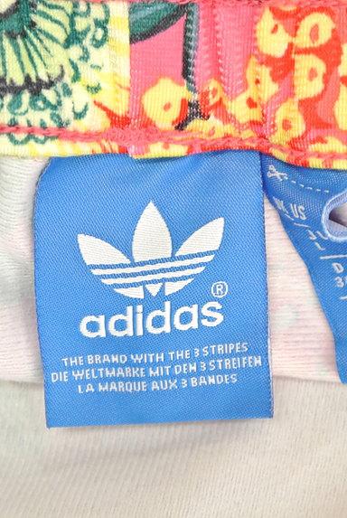 adidas(アディダス)の古着「ポップ花柄ショートジャージパンツ(ジャージボトムス)」大画像6へ