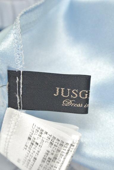 JUSGLITTY(ジャスグリッティー)の古着「パステルギャザーフレアロングスカート(ロングスカート・マキシスカート)」大画像6へ