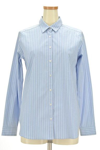 Reflect(リフレクト)の古着「ストライプ柄シャツ(カジュアルシャツ)」大画像1へ