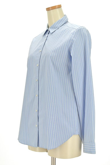 Reflect(リフレクト)の古着「ストライプ柄シャツ(カジュアルシャツ)」大画像3へ