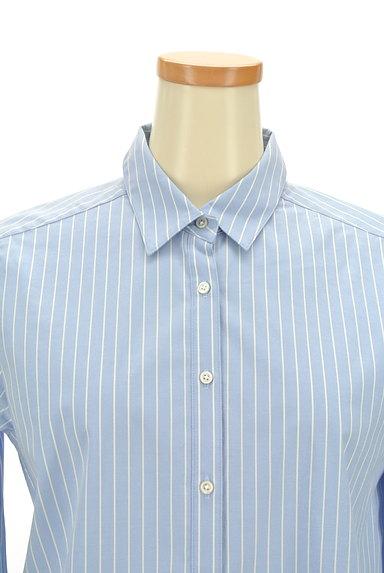 Reflect(リフレクト)の古着「ストライプ柄シャツ(カジュアルシャツ)」大画像4へ