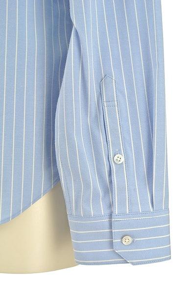 Reflect(リフレクト)の古着「ストライプ柄シャツ(カジュアルシャツ)」大画像5へ