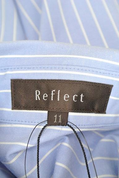 Reflect(リフレクト)の古着「ストライプ柄シャツ(カジュアルシャツ)」大画像6へ