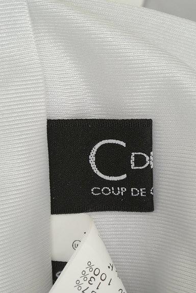 COUP DE CHANCE(クードシャンス)の古着「シフォンプリーツ膝丈スカート(スカート)」大画像6へ