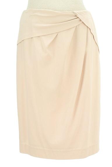 COUP DE CHANCE(クードシャンス)の古着「ウエストカシュクールタイトスカート(スカート)」大画像1へ