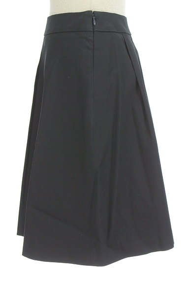 ef-de(エフデ)の古着「タックプリーツ膝丈スカート(スカート)」大画像3へ