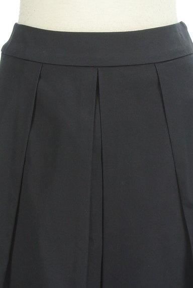 ef-de(エフデ)の古着「タックプリーツ膝丈スカート(スカート)」大画像4へ
