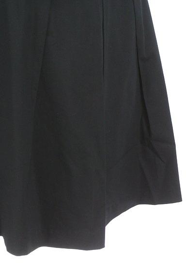 ef-de(エフデ)の古着「タックプリーツ膝丈スカート(スカート)」大画像5へ