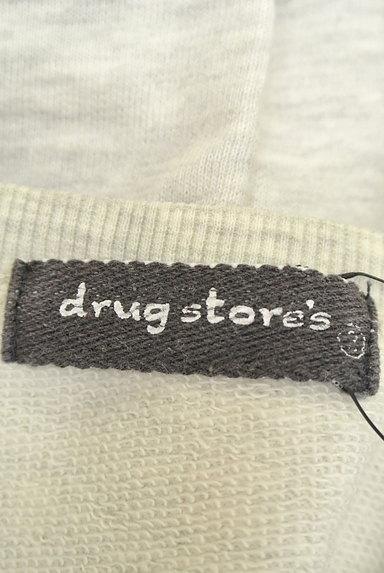 drug store's(ドラッグストアーズ)の古着「ロゴビッグスウェットトップス(スウェット・パーカー)」大画像6へ