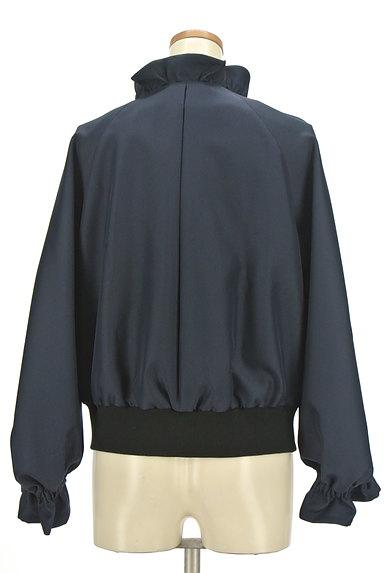 Jines(ジネス)の古着「フリル襟ブルゾン(ブルゾン・スタジャン)」大画像2へ