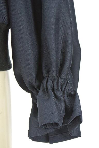 Jines(ジネス)の古着「フリル襟ブルゾン(ブルゾン・スタジャン)」大画像5へ