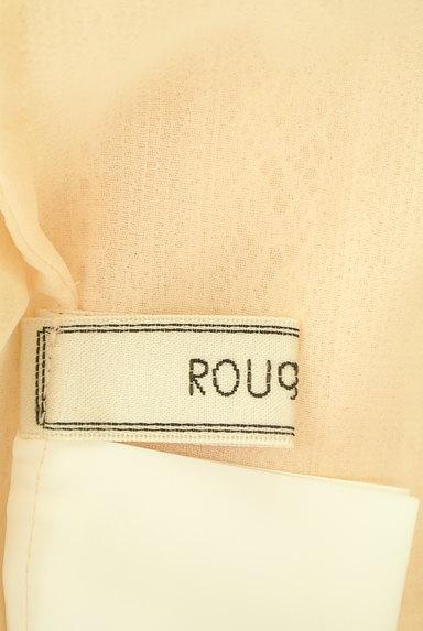 Rouge vif La cle(ルージュヴィフラクレ)の古着「ギャザーハイネックカットソー(カットソー・プルオーバー)」大画像6へ