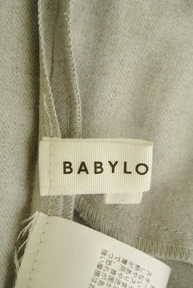 BABYLONE(バビロン)の古着「バッククロスサロペットパンツ(オーバーオール・サロペット)」大画像6へ