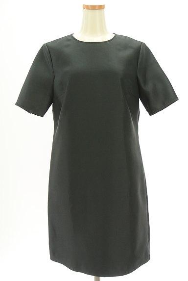 MAX&Co.(マックス&コー)の古着「ネックレス付き艶ワンピース(ワンピース・チュニック)」大画像5へ