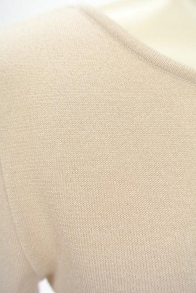 UNTITLED(アンタイトル)の古着「袖ギャザーラメニット(ニット)」大画像4へ