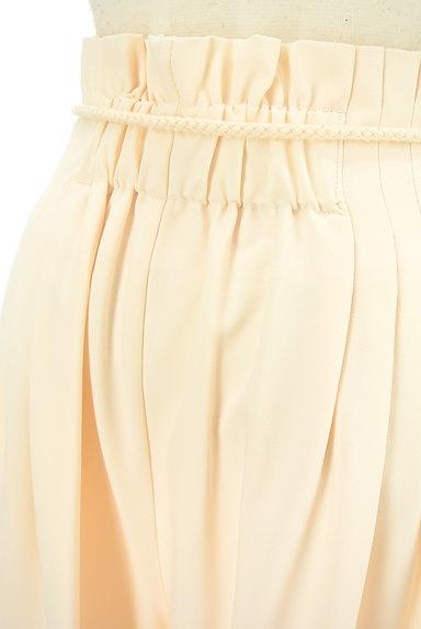 MERCURYDUO(マーキュリーデュオ)の古着「ロープベルト付きタックワイドパンツ(パンツ)」大画像5へ
