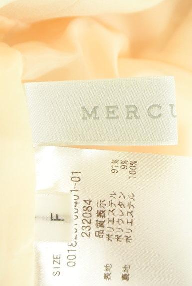 MERCURYDUO(マーキュリーデュオ)の古着「ロープベルト付きタックワイドパンツ(パンツ)」大画像6へ